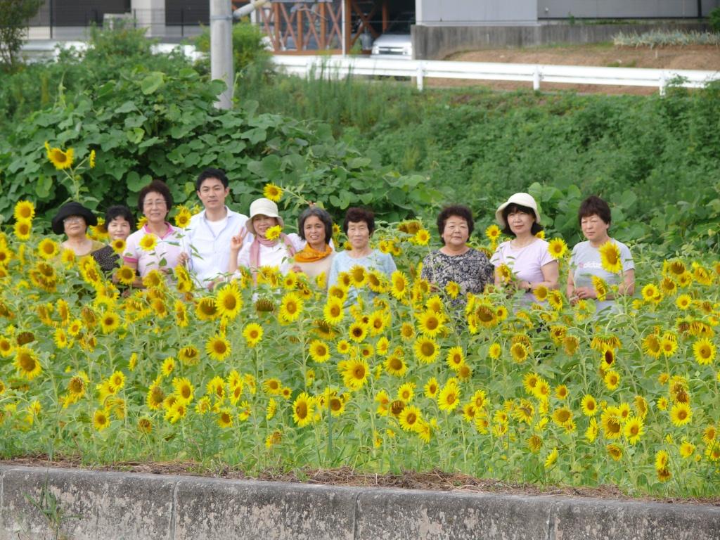 日和田ひまわり会_f0259324_1105955.jpg