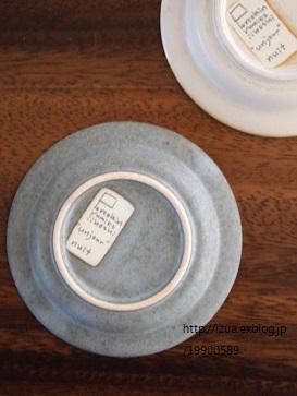 イイホシユミコさんのtori plateとun jour_e0214646_1059375.jpg