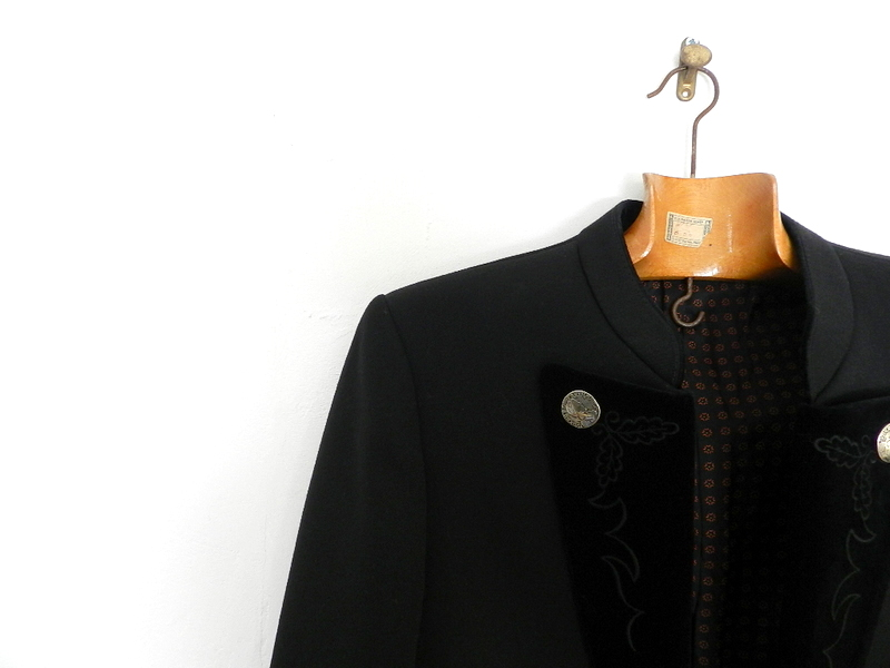 Tyrolean jacket 2013 March_f0226051_14382860.jpg
