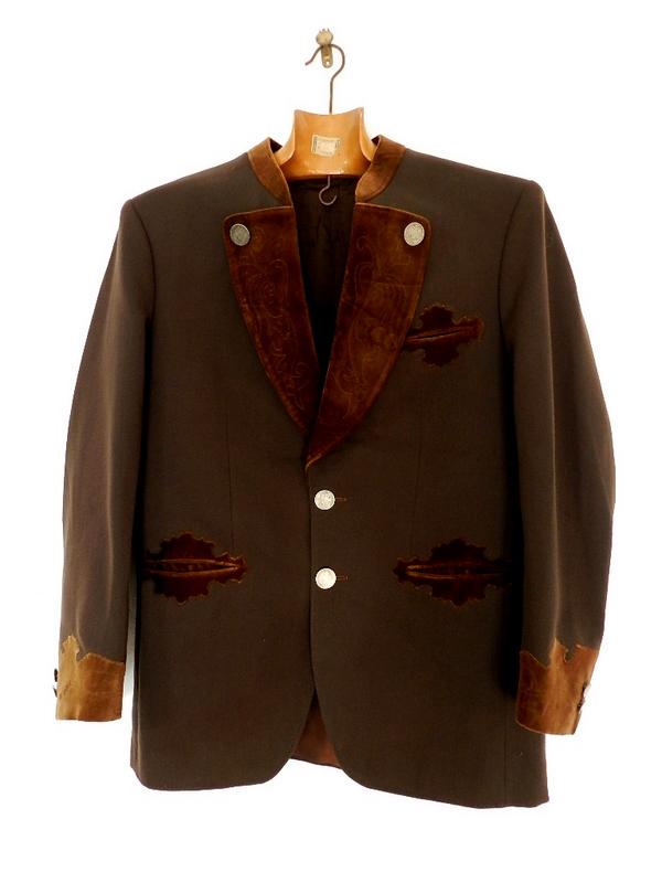 Tyrolean jacket 2013 March_f0226051_14441183.jpg