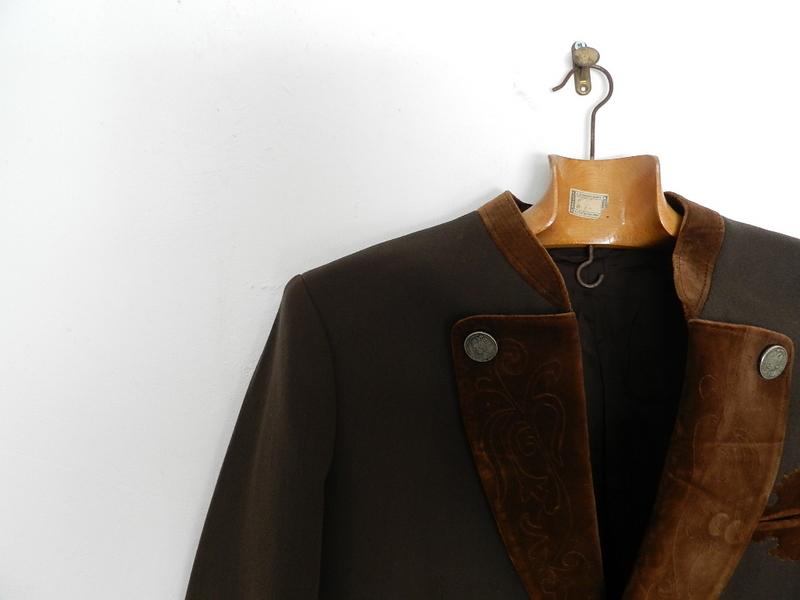 Tyrolean jacket 2013 March_f0226051_14443145.jpg