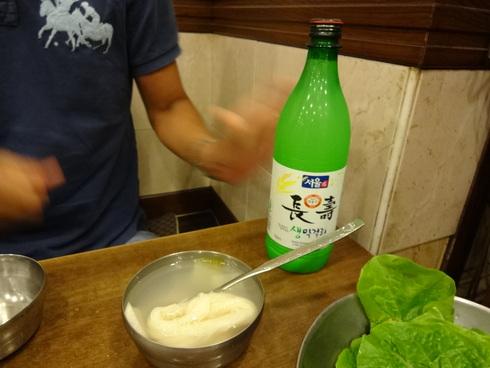 8月のソウル旅行 その3  「チョバクチプ」で美味しいデジカルビ♪_f0054260_17583547.jpg