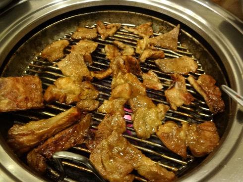 8月のソウル旅行 その3  「チョバクチプ」で美味しいデジカルビ♪_f0054260_17591674.jpg