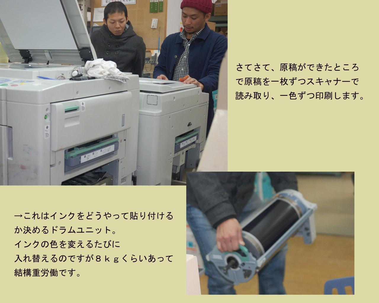 レトロ印刷体験!_e0206865_0204873.jpg