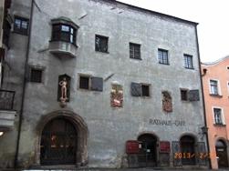 Austria 岩塩と銀貨で栄えた町ハル・イン・チロル_e0195766_16483568.jpg
