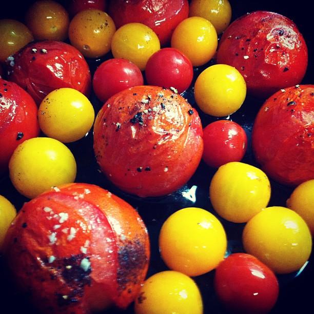 tomato tomato tomato mint pasta_f0170995_10553423.jpg