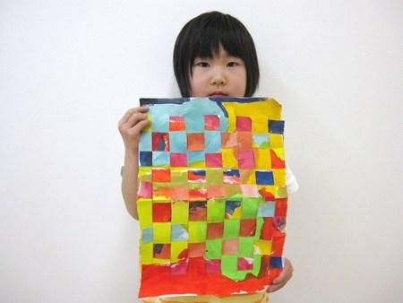 城陽教室 ~編み絵~_f0215199_0113991.jpg