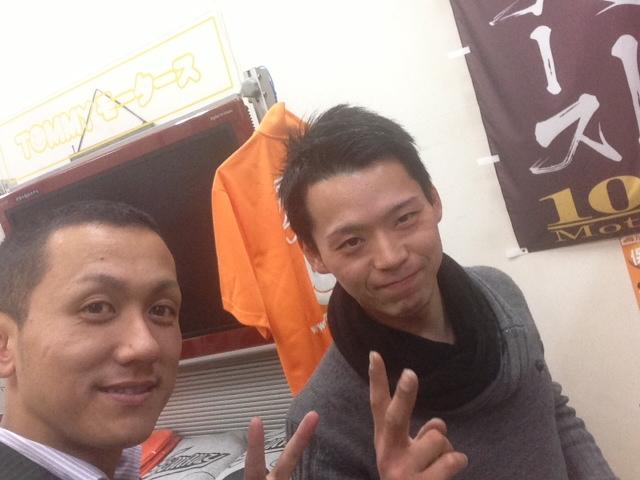 トミー  ランクル 札幌_b0127002_1901410.jpg