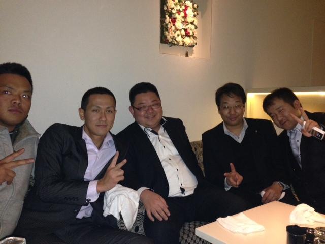 兄さん達とテキーラ(≧∇≦)_b0127002_23382871.jpg