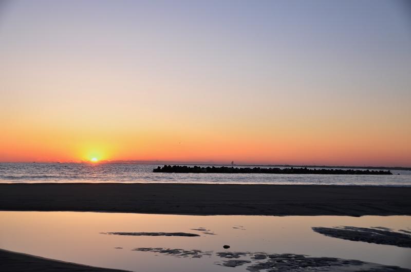 夕陽の時間_d0116804_10242233.jpg