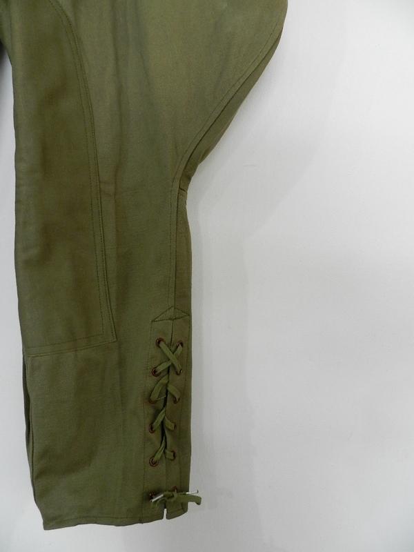 Belgian army 50\'s jodhpurs pants dead stock_f0226051_1203479.jpg