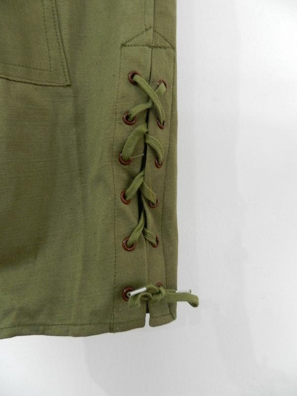 Belgian army 50\'s jodhpurs pants dead stock_f0226051_1205261.jpg