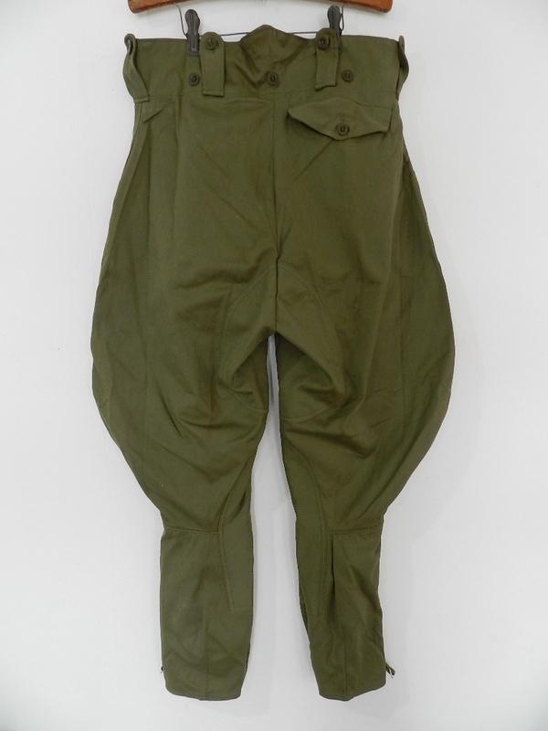 Belgian army 50\'s jodhpurs pants dead stock_f0226051_1211348.jpg