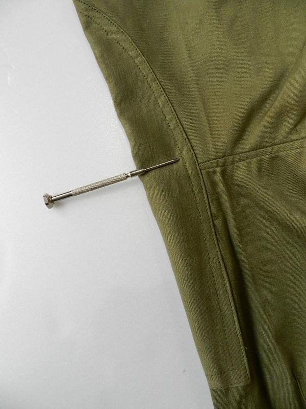 Belgian army 50\'s jodhpurs pants dead stock_f0226051_1224430.jpg