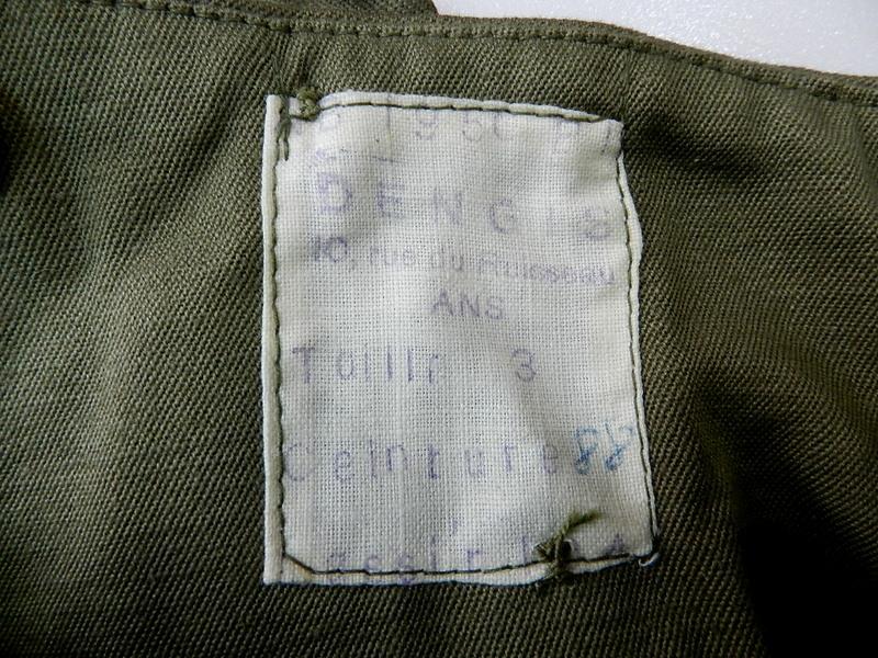 Belgian army 50\'s jodhpurs pants dead stock_f0226051_1241595.jpg