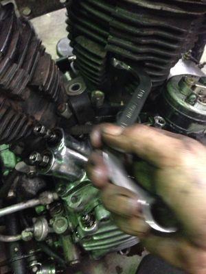 47修理_c0152253_16333497.jpg
