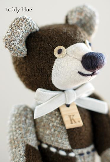 wooly woody brown teddy  ウーリィウッディ ブラウンテディ_e0253364_1045241.jpg