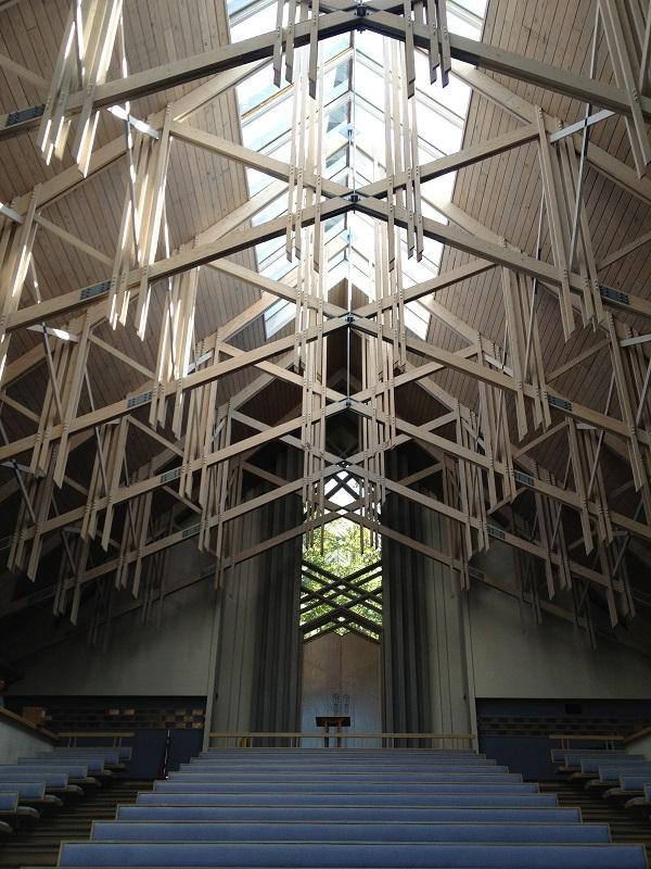 導かれるようにできたデザインの建築に感動する_d0021969_1855581.jpg