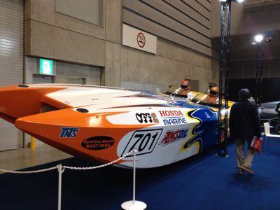 ジャパン ボートショー_a0077071_19165056.jpg
