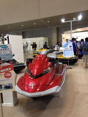 ジャパン ボートショー_a0077071_19165310.jpg