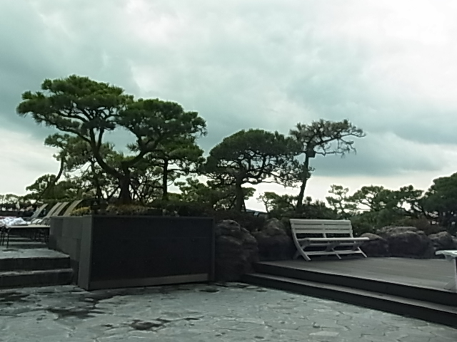 3日目 パラダイスホテル海雲台 サウナ プール BAR_e0141982_55434.jpg