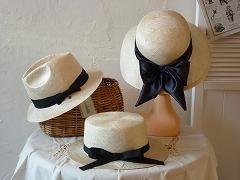 帽子&サンダル&イヤリング ♪_c0080689_1212655.jpg