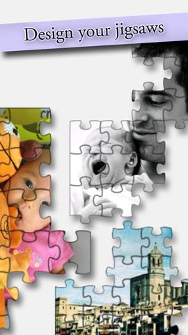 集中力を鍛えよう!ジグソーパズルが楽しめるiPhoneアプリ「Puzzle Man 3」(無料)_d0174998_16493094.jpg