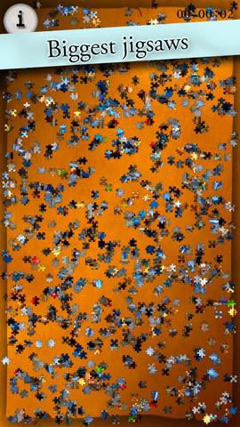 集中力を鍛えよう!ジグソーパズルが楽しめるiPhoneアプリ「Puzzle Man 3」(無料)_d0174998_16494835.jpg
