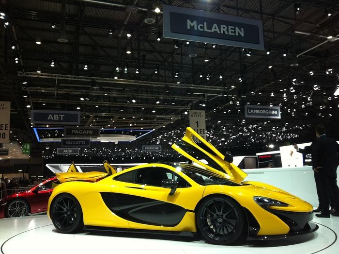83°Salon International de l\'Auto ① ☆ 第83回ジュネーブ国際モーターショー2013_b0246303_835494.jpg