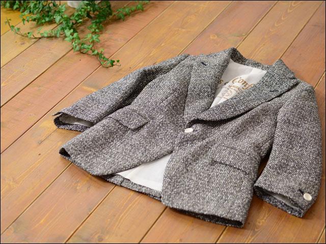 Robes&Confections  CARMICNANO MIX TWEED JACKET_f0051306_16381569.jpg