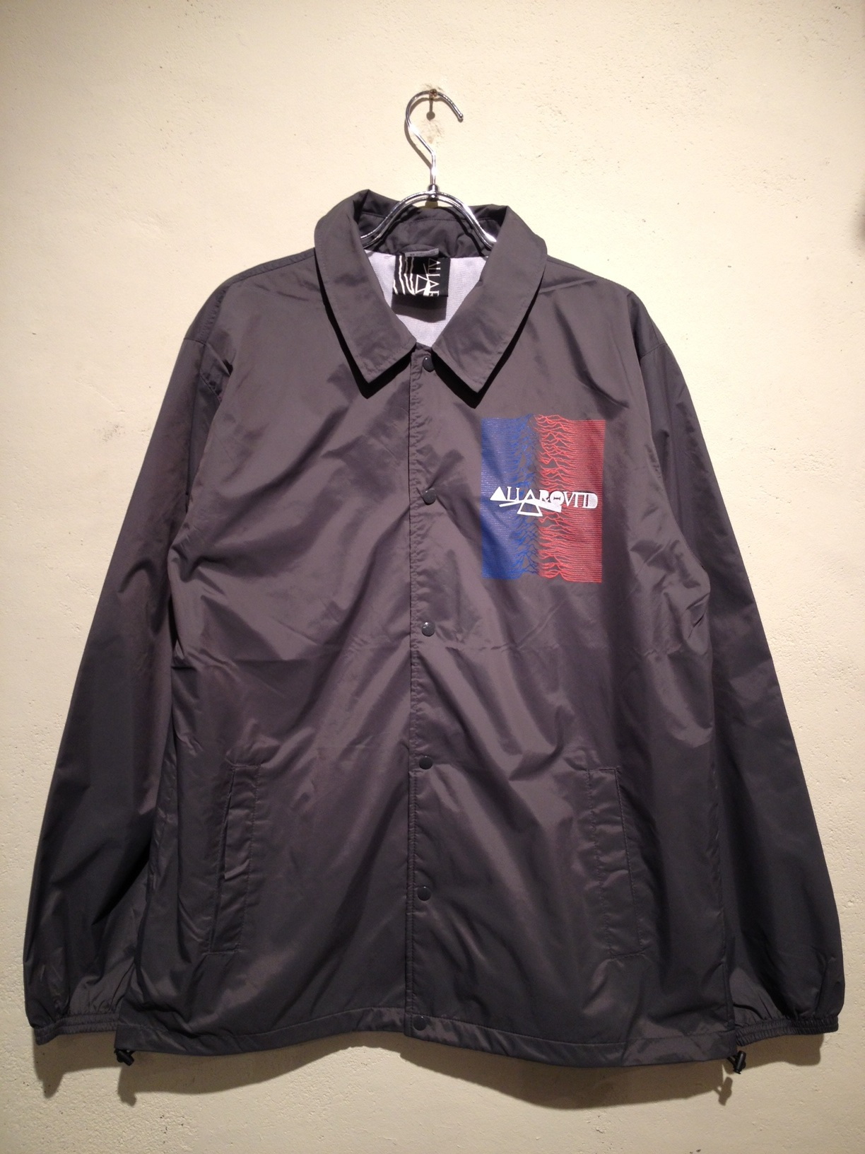 NYLON COACH JACKET_f0126931_17572473.jpg