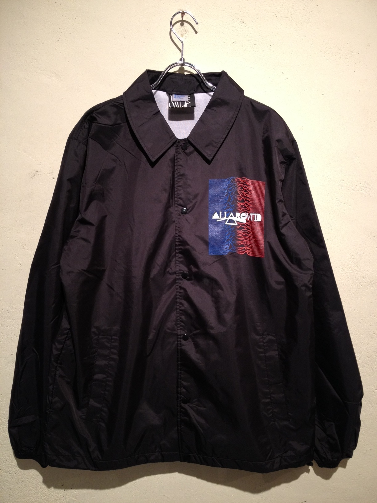 NYLON COACH JACKET_f0126931_17573584.jpg
