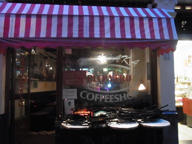 オランダの旅 (44) COFFEESHOP、中央駅、そしてホテル_c0011649_6295026.jpg