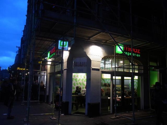 オランダの旅 (44) COFFEESHOP、中央駅、そしてホテル_c0011649_649402.jpg