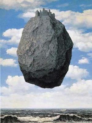 石と氷晶としてのマグリット世界_c0109850_1833524.jpg