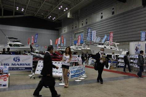 JAPAN BOATSHOW 2013に行ってきました。_f0175450_931627.jpg