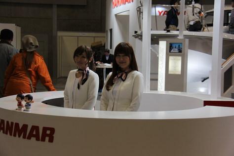 JAPAN BOATSHOW 2013に行ってきました。_f0175450_974770.jpg