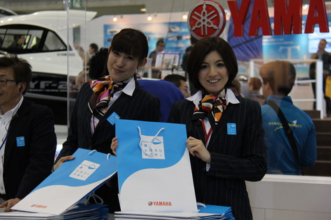 JAPAN BOATSHOW 2013に行ってきました。_f0175450_9824100.jpg