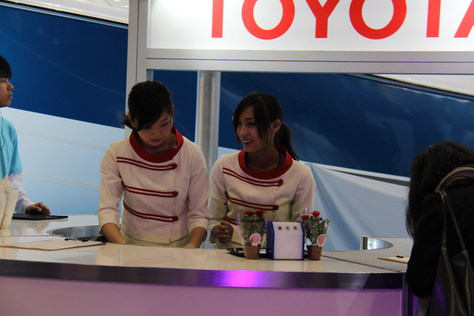 JAPAN BOATSHOW 2013に行ってきました。_f0175450_99133.jpg