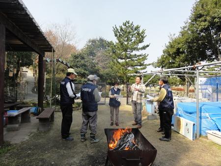 「みんなでワカメを育てよう!収穫祭」 in せんなん里海公園_c0108460_21231032.jpg