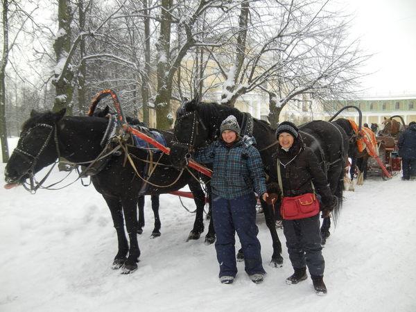 '13,3,9(土)ロシア旅⑩楽しかったトロイカ試乗!_f0060461_21342053.jpg