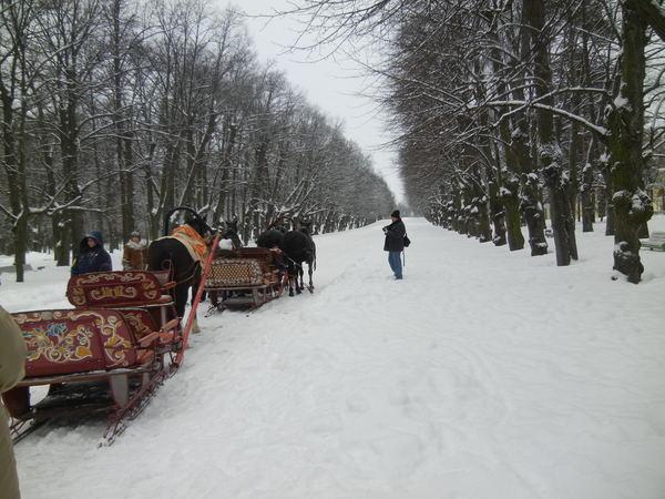 '13,3,9(土)ロシア旅⑩楽しかったトロイカ試乗!_f0060461_21355287.jpg