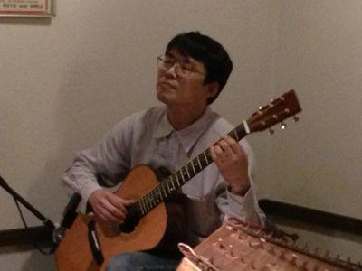 ハンマーダルシマー&ラグタイムギターLive_d0225380_23474875.jpg