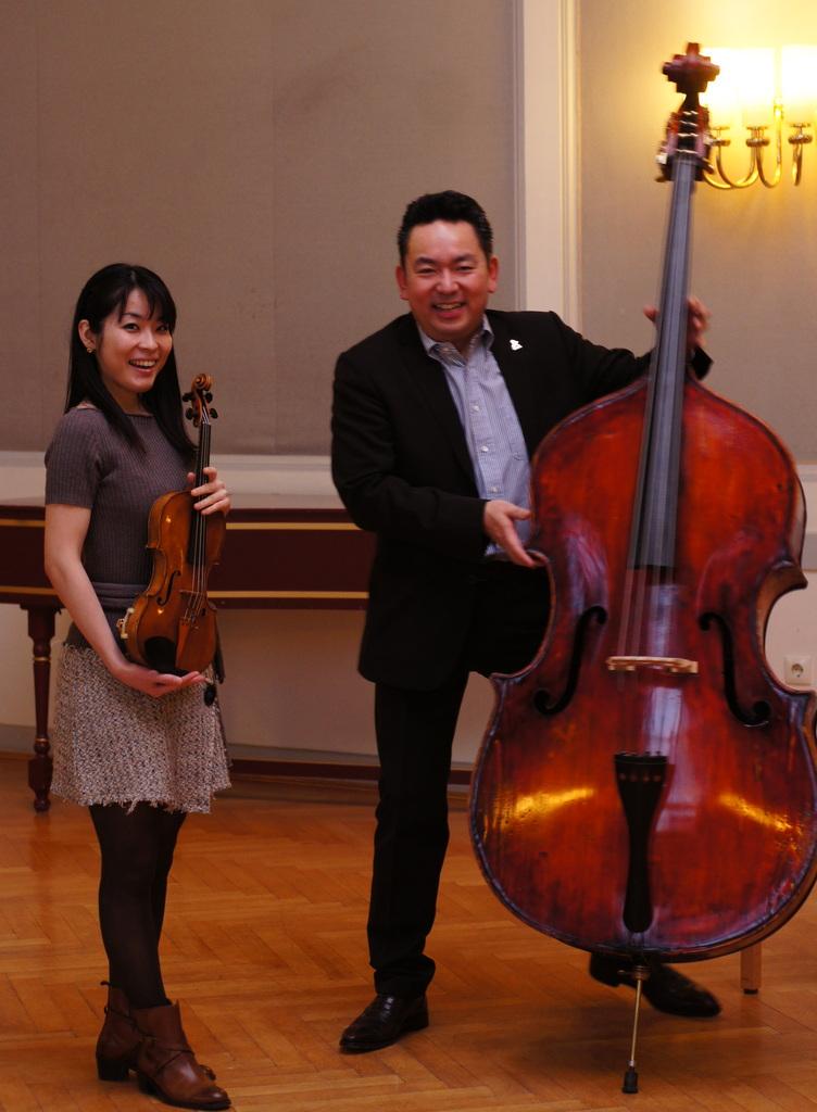 AMPELMANN Duett Berlin コンサートin東京_c0180686_0483589.jpg