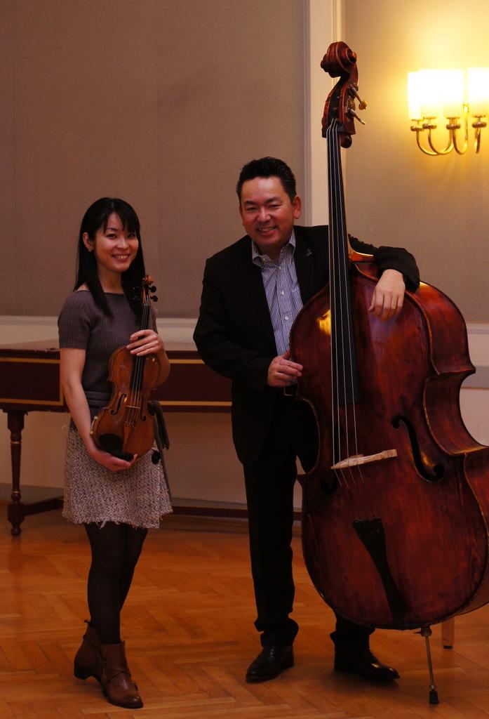 AMPELMANN Duett Berlin コンサートin東京_c0180686_23461985.jpg