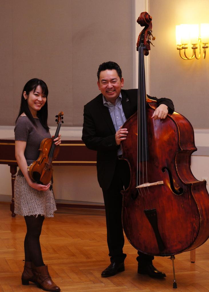 AMPELMANN Duett Berlin コンサートin東京_c0180686_23554713.jpg