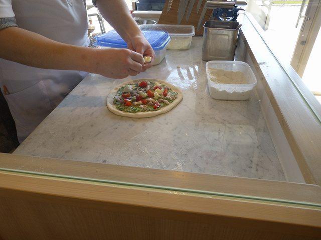 Pizza San Felice(ピッツア サン・フェリーチェ) 箕面_c0118393_9333626.jpg