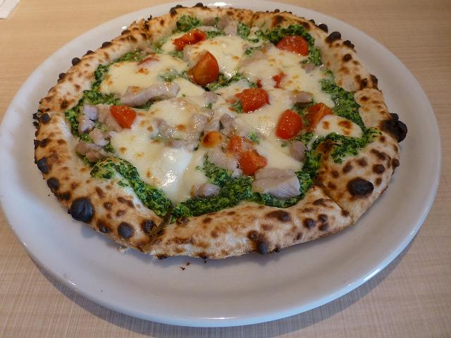 Pizza San Felice(ピッツア サン・フェリーチェ) 箕面_c0118393_9363285.jpg