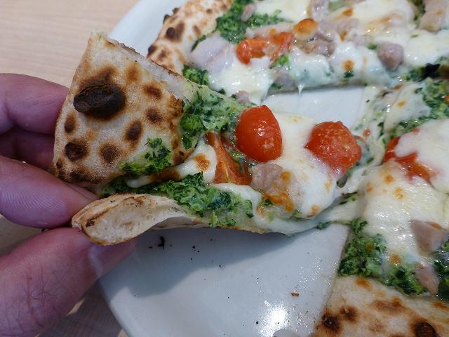 Pizza San Felice(ピッツア サン・フェリーチェ) 箕面_c0118393_94382.jpg