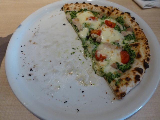 Pizza San Felice(ピッツア サン・フェリーチェ) 箕面_c0118393_9512873.jpg